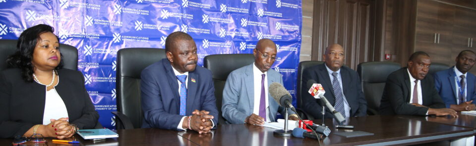 Mercy Wanjau appointed interim Communications Authority of Kenya Director General