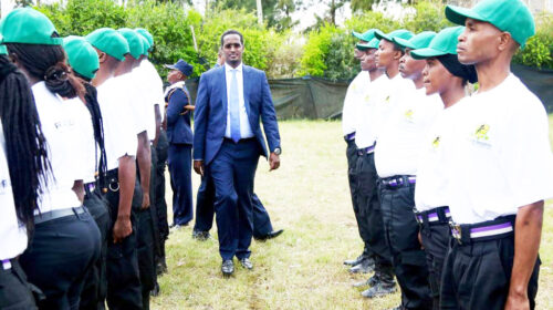 KNPSWU: Championing improved Welfare of Private Security Guards